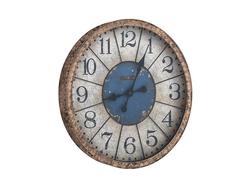 - Altın Siyah Saat çap 50cm