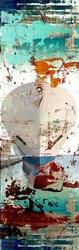 - Alttan Görünüm Gemi Kanvas Tablo