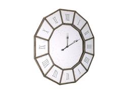 - Aynalı Boncuklu Saat çap 100cm
