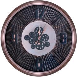 - Bakır Çarklı Saat çap 80cm