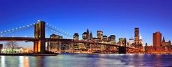 - Brooklyn Köprüsü Kanvas Tablo