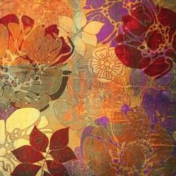 - Çiçek Kanvas Tablo