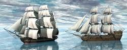 - Gemiler Kanvas Tablo