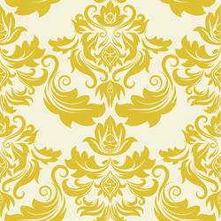 - Gold Çiçek Kanvas Tablo