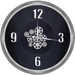 - Gümüş Çarklı Saat çap 80cm