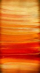 - Güneş Tonları Soyut Kanvas Tablo