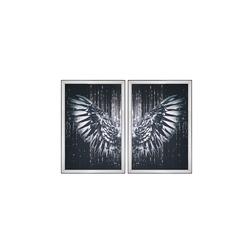 - Melek Kanadı İkili Set Tablo 95x130cm