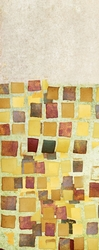 - Sarı Pencereler Soyut 2 Kanvas Tablo