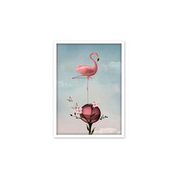 - Soyut Çerçeveli Poster-25