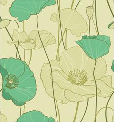 - Soyut Çiçek Kanvas Tablo
