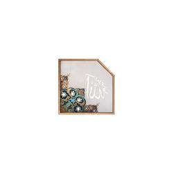 - Taş İşlemeli Tablo 53x53cm