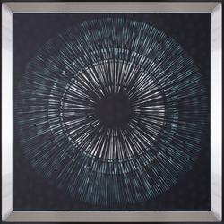 - Mavi Göz Tablo 87x87cm