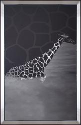 - Zürafa Tablo 97x157cm