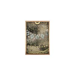 - Camlı Tablo 65x95cm