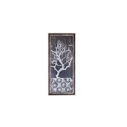 - Gümüş Varaklı Çöl Tablo 50x110cm