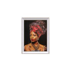 - Aynalı Kadın Tablo 85x110cm