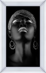 - Gümüş Kadın Tablo 85x110cm
