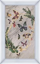 - Renkli Kelebekler Tablo 40x60cm