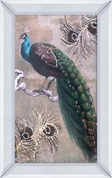 Tavus Kuşu Tablo 40x60cm - Thumbnail
