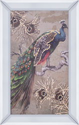 - Tavus Kuşu Tablo 40x60cm