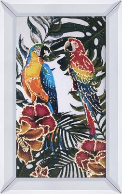 Renkli Papağanlar Tablo 40x60cm