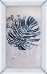 - Mavi Yaprak Tablo 40x60cm