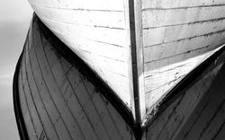 - Tekne ve Yansıma Kanvas Tablo