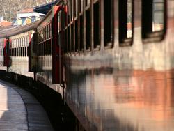 - Tren Kanvas Tablo