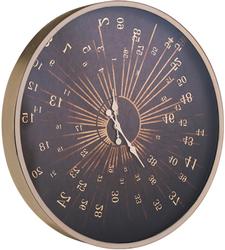 - Uçan Rakamlar Duvar Saati çap 80cm