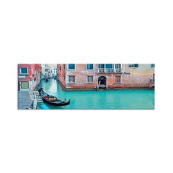 - Venedik'te Kanal Kanvas Tablo