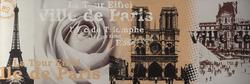 - Yazı Detaylı Paris Kabartma Tablo