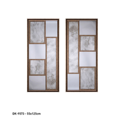 - Gold Eskitme Ayna 55x125cm