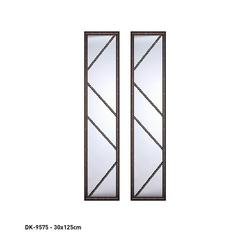 - Gümüş Eskitme Ayna 30x145cm