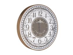 - Yuvarlak Gold Çarklı Saat çap 80cm